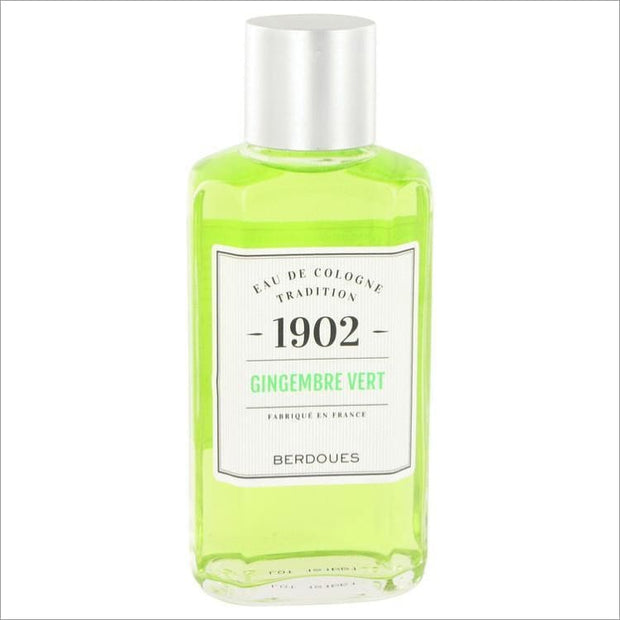 1902 Gingembre Vert by Berdoues Eau De Cologne Spray (unboxed) 4.2 oz for Women - PERFUME