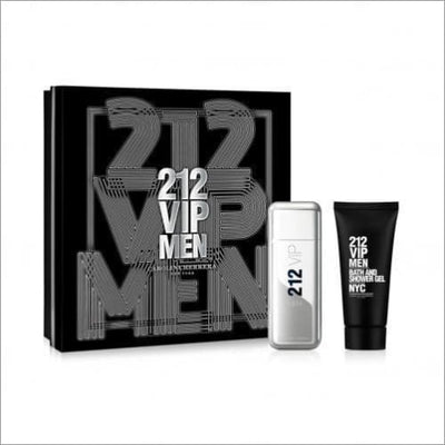 212 Vip 2 Pcs Set For Men: 3.4 Sp (picture Box) - South Beach Fragrance Gift Set