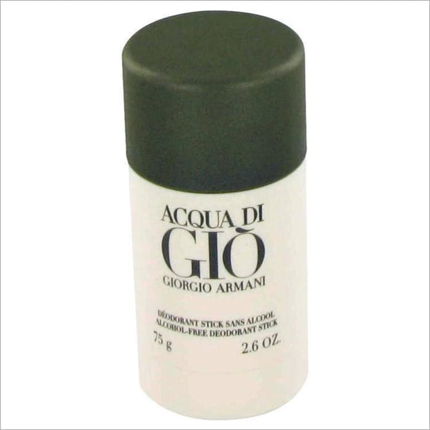 ACQUA DI GIO by Giorgio Armani Deodorant Stick 2.6 oz for Men - COLOGNE