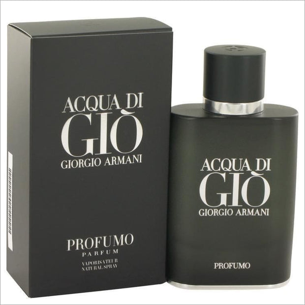 Acqua Di Gio Profumo by Giorgio Armani Eau De Parfum Spray 4.2 oz for Men - COLOGNE