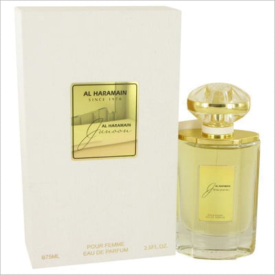 Al Haramain Junoon by Al Haramain Eau De Parfum Spray 2.5 oz for Women - PERFUME