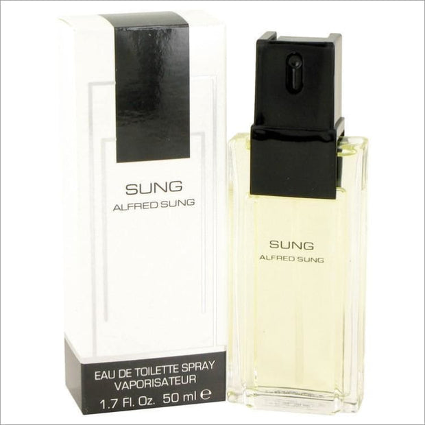 Alfred SUNG by Alfred Sung Eau De Toilette Spray 1.7 oz for Women - PERFUME