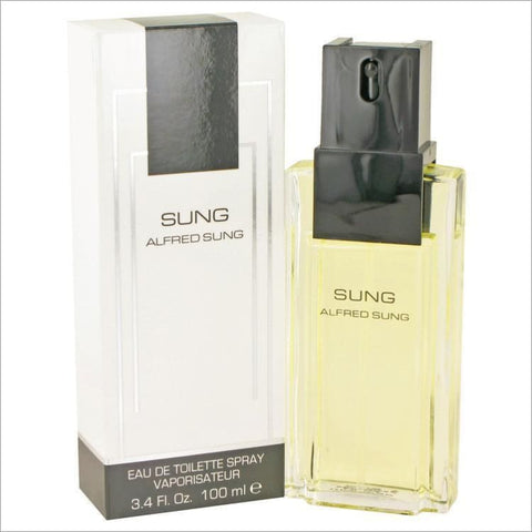 Alfred SUNG by Alfred Sung Eau De Toilette Spray 3.4 oz for Women - PERFUME