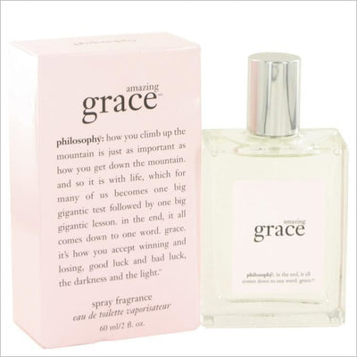 Amazing Grace by Philosophy Eau De Toilette Spray 2 oz for Women - PERFUME