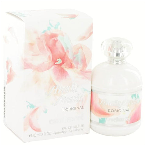 Anais Anais LOriginal by Cacharel Eau De Toilette Spray 3.4 oz for Women - PERFUME