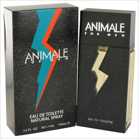 ANIMALE by Animale Eau De Toilette Spray 3.4 oz for Men - COLOGNE