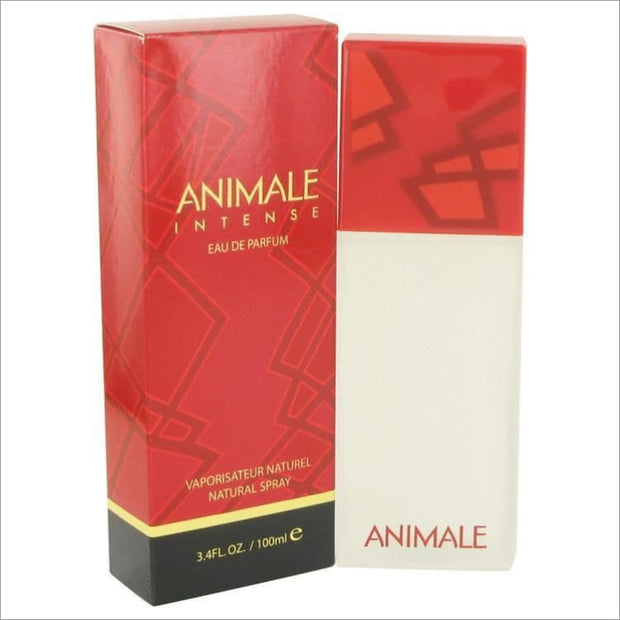 Animale Intense by Animale Eau De Parfum Spray 3.4 oz for Women - PERFUME