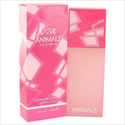 Animale Love by Animale Eau De Parfum Spray 3.4 oz for Women - PERFUME