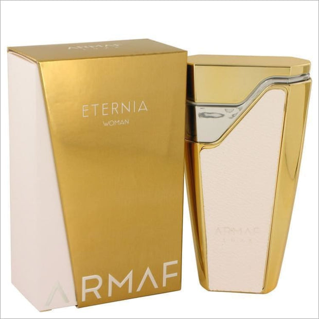Armaf Eternia by Armaf Eau De Parfum Spray 2.7 oz for Women - PERFUME