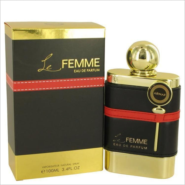 Armaf Le Femme by Armaf Eau De Parfum Spray 3.4 oz for Women - PERFUME