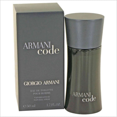 Armani Code by Giorgio Armani Eau De Toilette Spray 1.7 oz for Men - COLOGNE