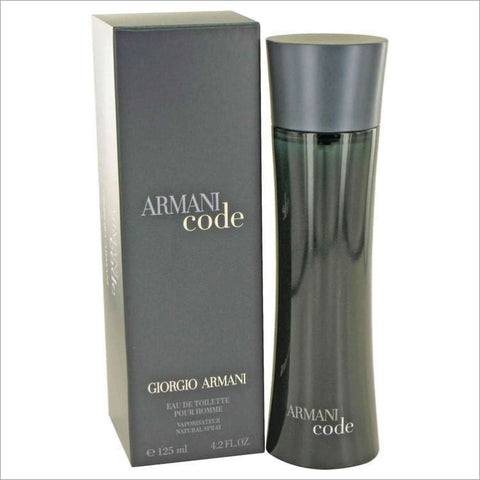 Armani Code by Giorgio Armani Eau De Toilette Spray 4.2 oz for Men - COLOGNE