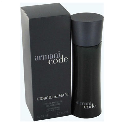 Armani Code by Giorgio Armani Eau De Toilette Spray 6.7 oz for Men - COLOGNE