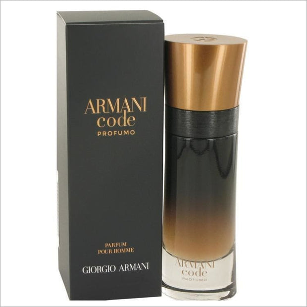 Armani Code Profumo by Giorgio Armani Eau De Parfum Spray 2 oz for Men - COLOGNE