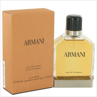 Armani Eau Daromes by Giorgio Armani Eau De Toilette Spray 3.4 oz for Men - COLOGNE