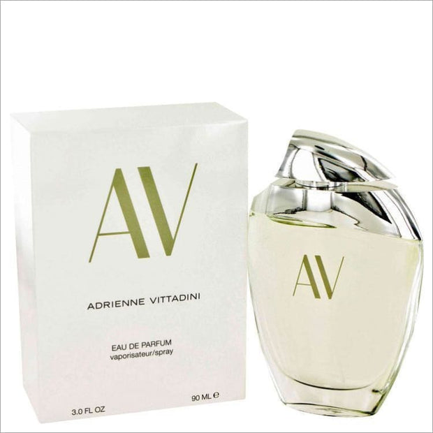 AV by Adrienne Vittadini Eau De Parfum Spray 3 oz for Women - PERFUME