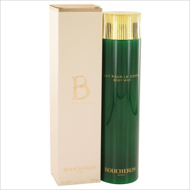 B De Boucheron by Boucheron Body Lotion 6.7 oz - WOMENS PERFUME