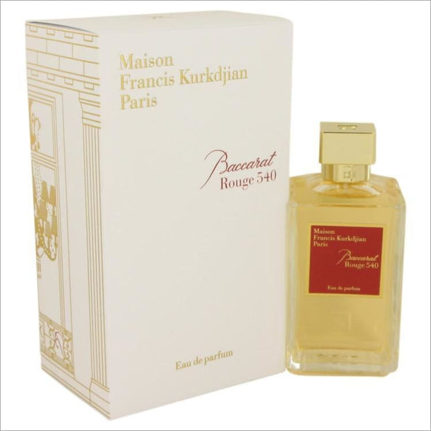 Baccarat Rouge 540 by Maison Francis Kurkdjian Eau De Parfum Spray 6.8 oz for Women - PERFUME