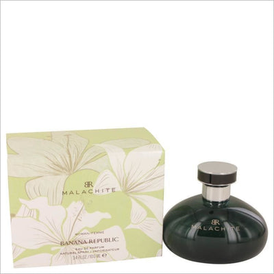 Banana Republic Malachite by Banana Republic Eau De Parfum Spray (Special Edition) 3.4 oz for Women - PERFUME