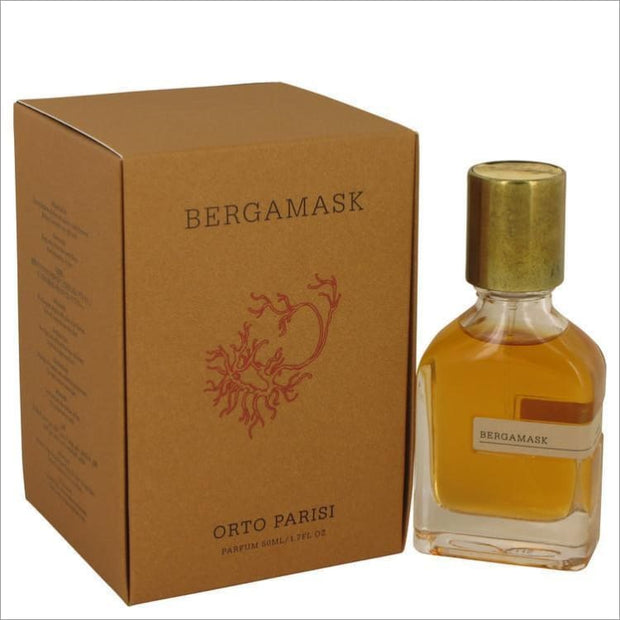 Bergamask by Orto Parisi Parfum Spray (Unisex) 1.7 oz - WOMENS PERFUME