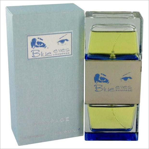 Blue Eyes by Rampage Eau De Toilette Spray 1.7 oz for Women - PERFUME