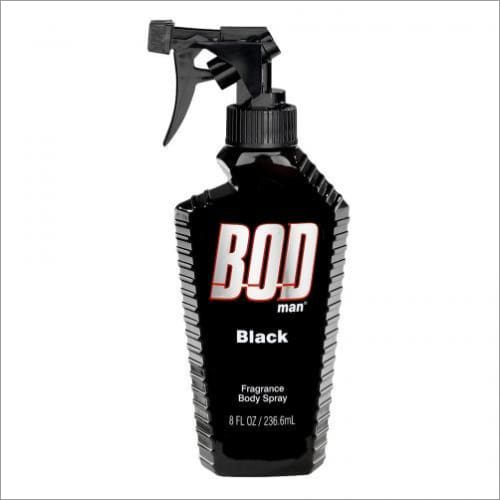 Bod Black 8 Oz Fragrance Body Spray - South Beach Bath and Body