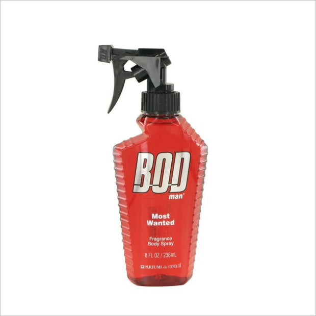 Bod Most Wanted 8 Oz Fragrance Body Spray - South Beach Bath and Body