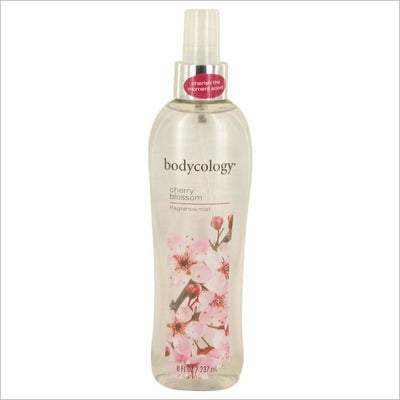 Bodycology Cherry Blossom by Bodycology Fragrance Mist Spray 8 oz for Women - PERFUME
