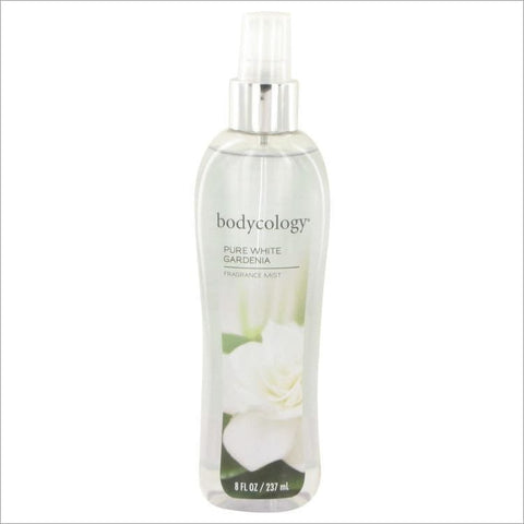 Bodycology Pure White Gardenia by Bodycology Fragrance Mist Spray 8 oz for Women - PERFUME