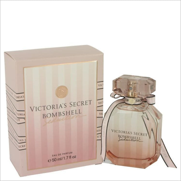 Bombshell Seduction by Victorias Secret Eau De Parfum Spray 1.7 oz for Women - PERFUME
