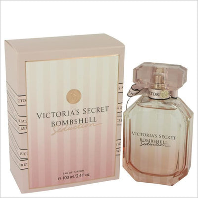 Bombshell Seduction by Victorias Secret Eau De Parfum Spray 3.4 oz for Women - PERFUME