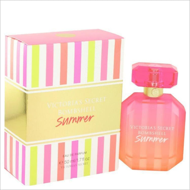Bombshell Summer by Victorias Secret Eau De Parfum Spray 3.4 oz for Women - PERFUME