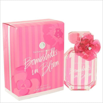 Bombshells In Bloom by Victorias Secret Eau De Parfum Spray 3.4 oz for Women - PERFUME