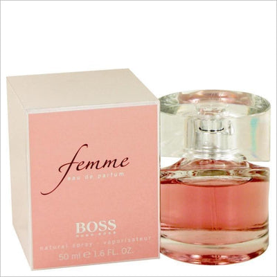 Boss Femme by Hugo Boss Eau De Parfum Spray 1.7 oz for Women - PERFUME