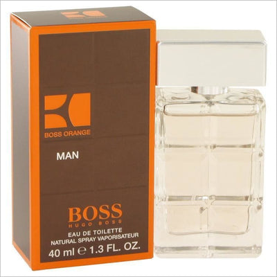 Boss Orange by Hugo Boss Eau De Toilette Spray 1.4 oz for Men - COLOGNE