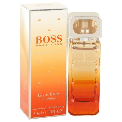 Boss Orange Sunset by Hugo Boss Eau De Toilette Spray 1 oz for Women - PERFUME