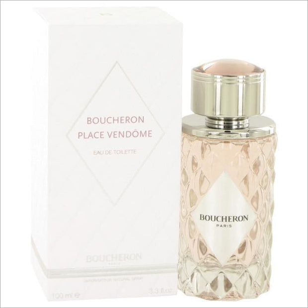 Boucheron Place Vendome by Boucheron Eau De Toilette Spray 3.4 oz for Women - PERFUME