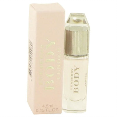 Burberry Body by Burberry Mini Tender EDT .15 oz for Women - PERFUME