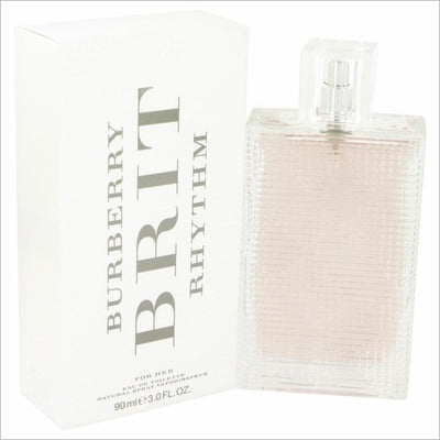 Burberry Brit Rhythm by Burberry Mini EDT .17 oz for Women - PERFUME