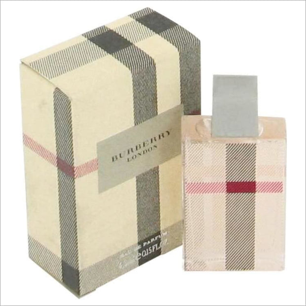 Burberry London (New) by Burberry Mini EDP .17 oz for Women - PERFUME
