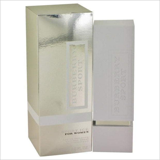 Burberry Sport Ice by Burberry Eau De Toilette Spray 2.5 oz for Women - PERFUME