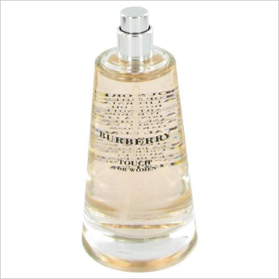 BURBERRY TOUCH by Burberry Eau De Parfum Spray (Tester) 3.3 oz for Women - PERFUME