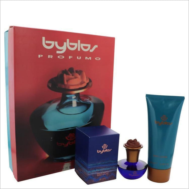 BYBLOS by Byblos Gift Set -- for Women - PERFUME