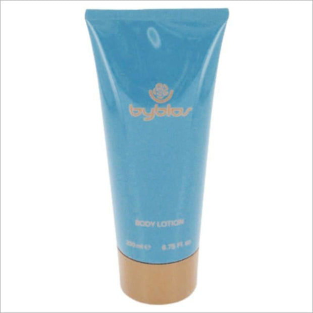 BYBLOS by Byblos Perfumed Body Lotion 6.7 oz for Women - PERFUME