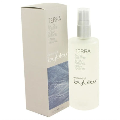 BYBLOS TERRA by Byblos Eau De Toilette Spray 4.2 oz for Women - PERFUME
