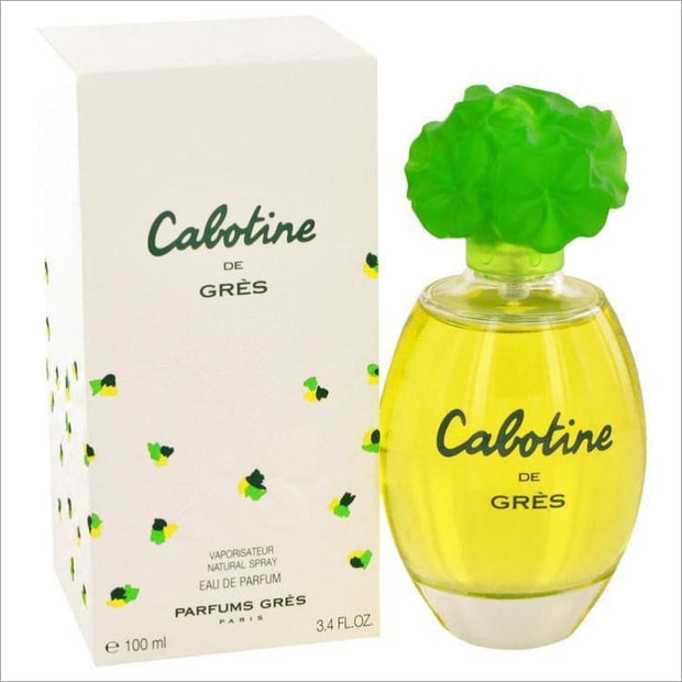 CABOTINE by Parfums Gres Eau De Parfum Spray 3.3 oz for Women - PERFUME