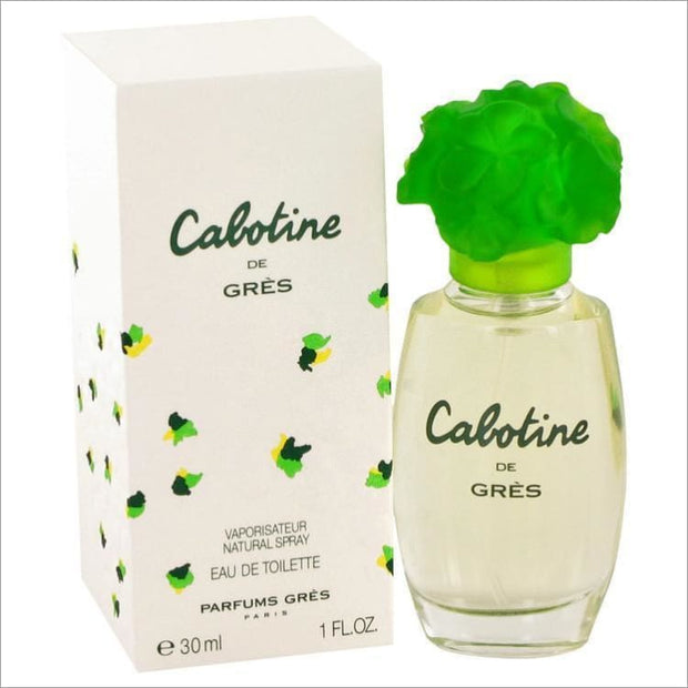 CABOTINE by Parfums Gres Eau De Toilette Spray 1 oz for Women - PERFUME