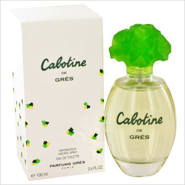 CABOTINE by Parfums Gres Eau De Toilette Spray 3.3 oz for Women - PERFUME