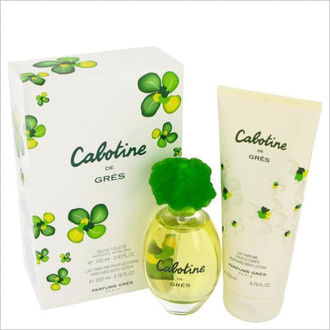 CABOTINE by Parfums Gres Gift Set -- for Women - PERFUME