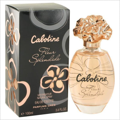 Cabotine Fleur Splendide by Parfums Gres Eau De Toilette Spray 3.4 oz for Women - PERFUME
